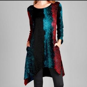 Simply Aster Tunic 4X